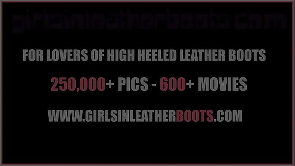 Boots, Leather, Boot
