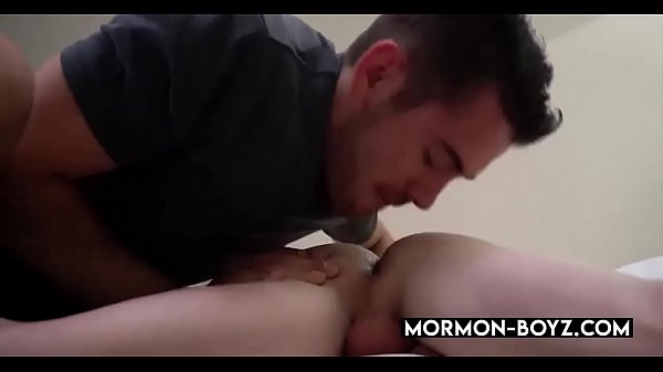 Mormon, Amateur anal, Young fuck, Behind