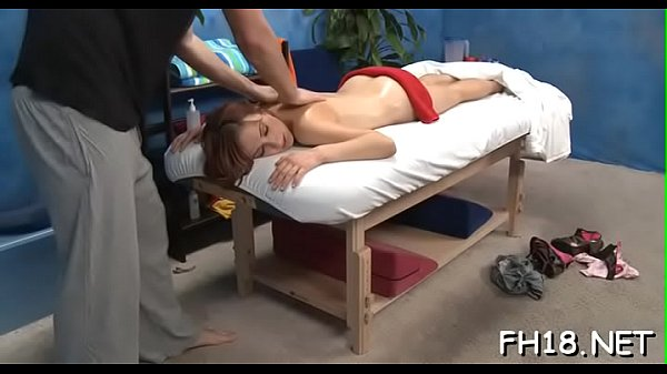 Blowjob, Oil massage