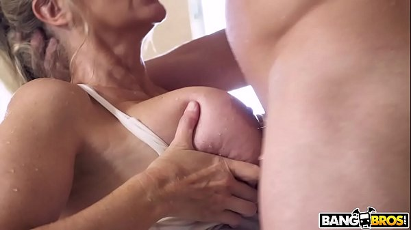 Anne, Julia ann, Milf busty, Stepmoms, Shower fuck, Ann