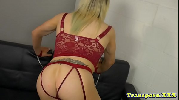 Tgirl, Anal toys