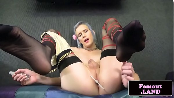 Femboy, Solo shemale