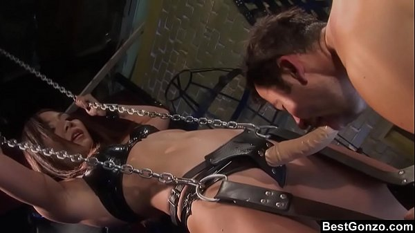 Pegging, Whipped, Strapon anal, Femdom strapon