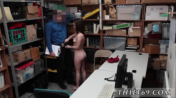 Teen anal, Office