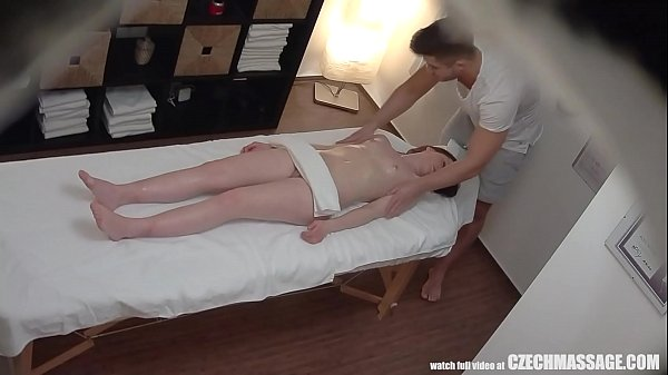 Oil massage, Clit orgasm