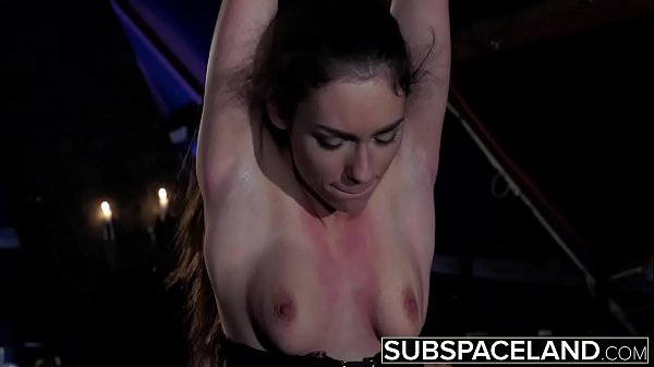 Leather, Kink, Whipped, Teen blowjob