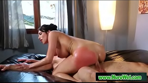 Sons friend, Nuru massage