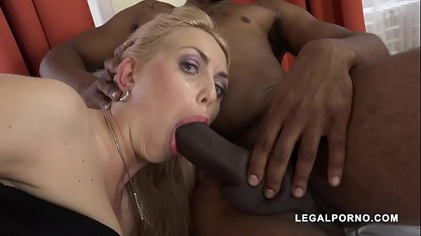 Game, Isabella, Interracial threesome