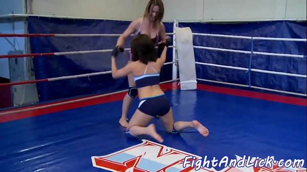 Asslicking, Wrestling, Sexfight