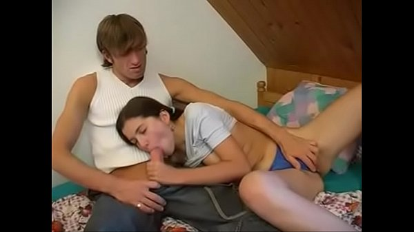 Casting anal, Young lesbian
