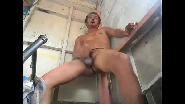 Standing, Gay asian