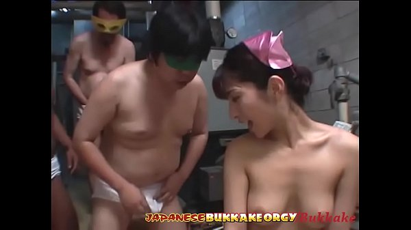 Japan cum, Teen orgy