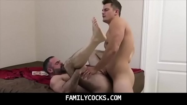 Catches, Taboo anal, Step son