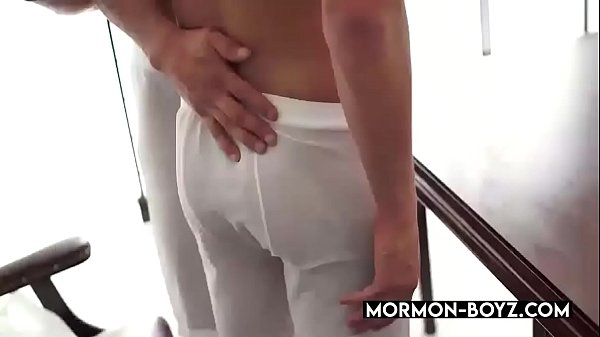 Mormon, Muscular, Gay hairy