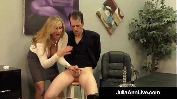 Anne, Julia ann, Mature couple, Secretary, Secretaries, Ann
