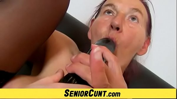 Granny, Granny masturbation, Older young