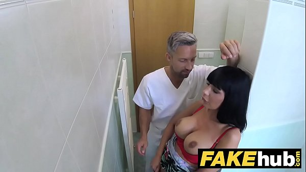 Toilet, Hospital, Toilet spy, Pov blowjob, Exam, Spy camera