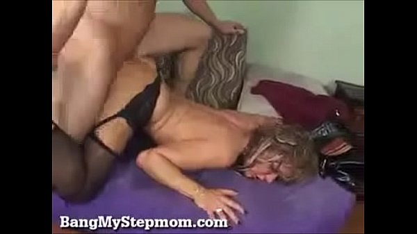 Stepson, Mom fuck son, Mom n son
