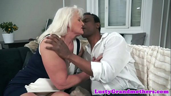 Saggy mature, Granny interracial, Grandma