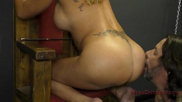 Asslicking, Briana banks