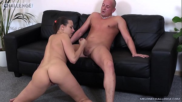 Casting, Oral creampie, Melons, Czech casting
