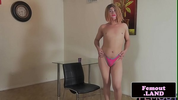 Femboy, Shemale on shemale