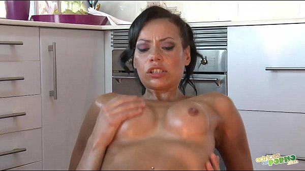 Casting anal, Oil, Anal casting