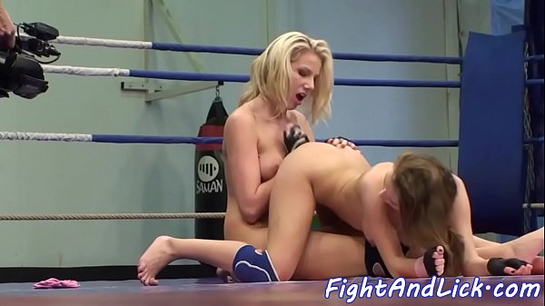 Beautiful, Wrestling, Sexfight