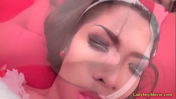 Tranny, Tranny asian, Asian anal, Thai tranny, Pattaya, Nurse